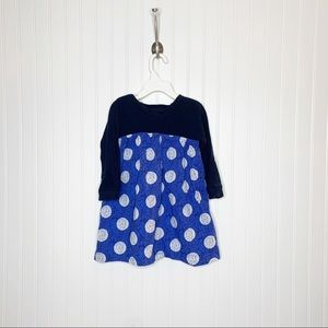 GAP Disney Princess Belle Print Dress Size 4